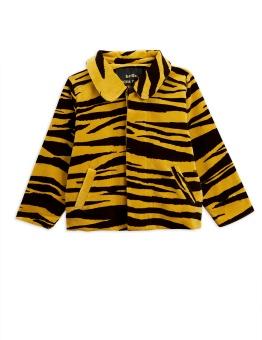 Tiger Velour Jacket