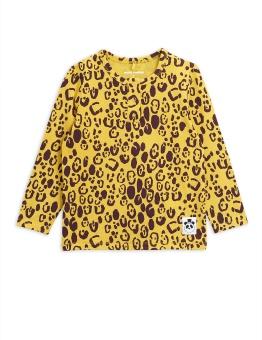Leopard grandpa, Yellow