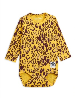 Leopard ls body, Yellow