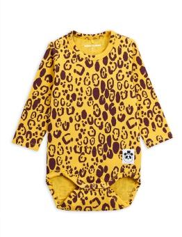 Leopard ls body, Yellow