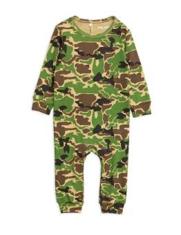 Camo jumpsuit
