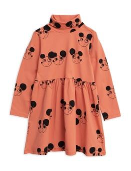 Ritzratz aop turtleneck dress
