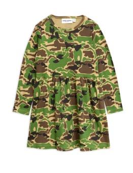 Camo ls dress