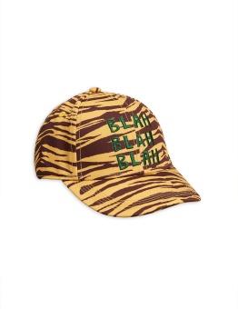 Tiger stripe cap