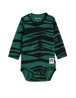 Tiger ls body Green - Chapter 1