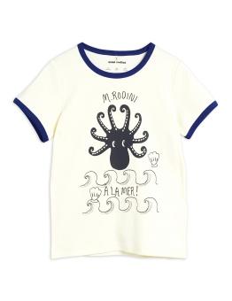 Octopus ss tee blue
