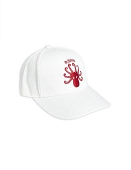 Octopus Cap Offwhite