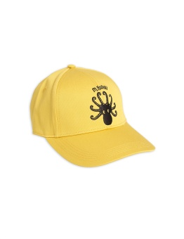 Octopus Cap Yellow