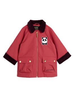 Padded Country jacket red