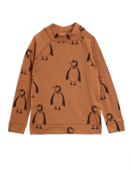 Penguin wool ls tee