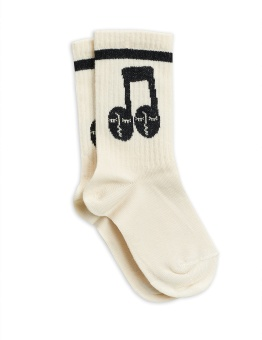Notes socks offwhite