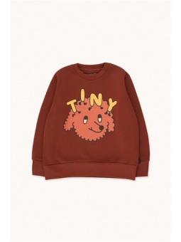 TINY DOG SWEATSHIRT dark brown/sienna