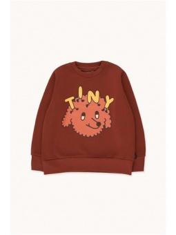 TINY DOG SWEATSHIRT dark brown/sienna