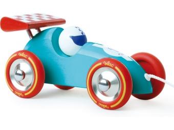 Dragbil 'Racer' turkos