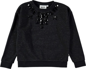 Maila Sweaters Black