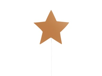 Star Lamp - Mustard