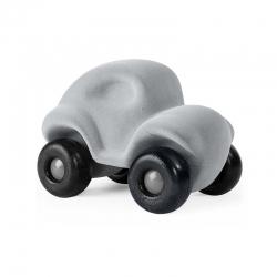 Bil Rubbabu stor ljusgrå