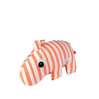 Soft toy Ozzo, coral
