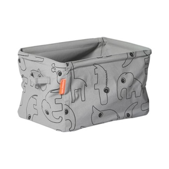 Soft storage, doublesided, grey