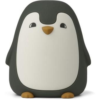Nattlampa Ditlev, pingvin dark green