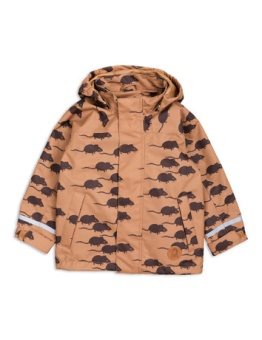 Edelweiss mouse jacket brown