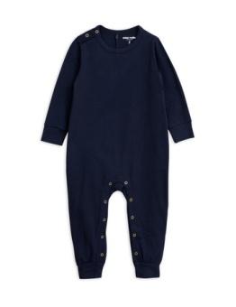 Basic Jumpsuit Navy
