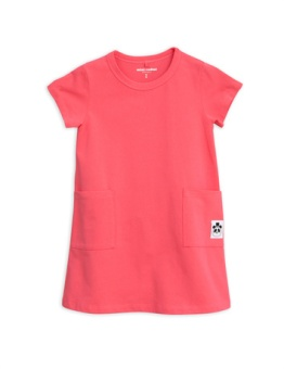 Basic Dress Pink