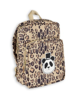 Panda backpack Beige