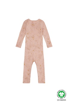 Ben Bodysuit Mini Splash Rose