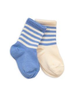 2-pack socks blue