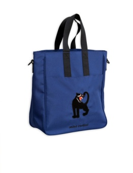 Panther gym bag blue