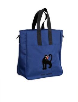 Panther gym bag blue