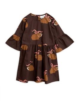 Posh guinea pig dress