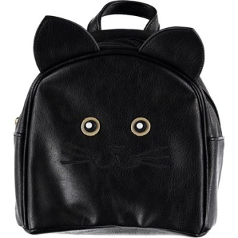Kitty Backpack Black