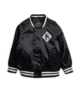 Panther baseball jacket - Chapter 1