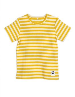 Stripe rib ss tee - Chapter 2