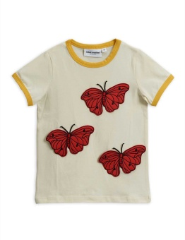 Butterflies ss tee - Chapter 2