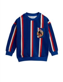 Stripe sweatshirt Blue - Chapter 1
