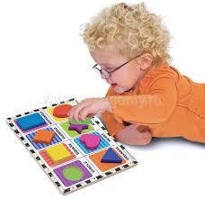 Chunky Puzzle, Melissa & Doug