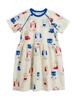 Minibaby aop ss dress - Chapter 3