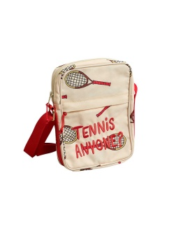 Tennis messenger bag - Chapter 4