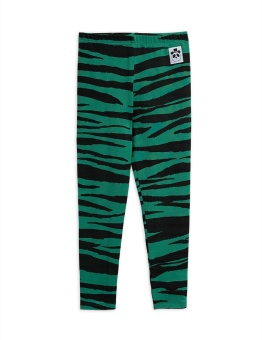 Tiger leggings green - Chapter 1