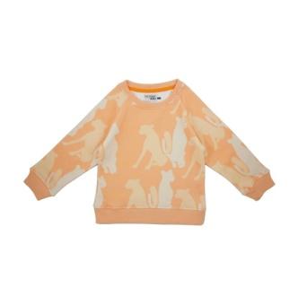 Sweatshirt Cheetah Silouette