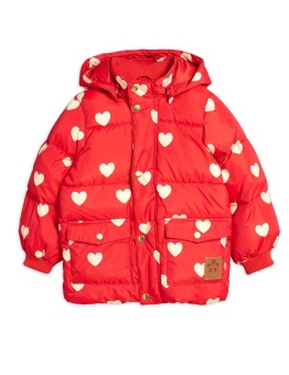 Hearts pico puffer jacket - Chapter 1