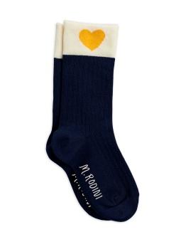 Heart socks navy- Chapter 2