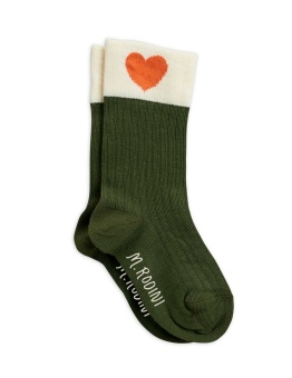 Heart socks green - Chapter 2