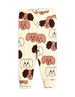 Fluffy Dog AOp NB Leggings