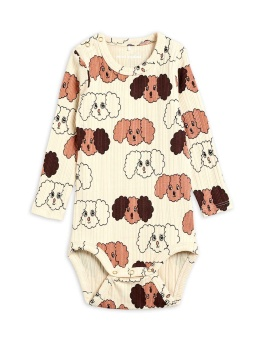 Fluffy Dog AOP Body