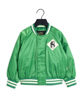 Panther baseball jacket Green - Chapter 1