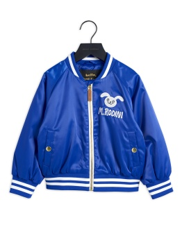 Panther baseball jacket Blue - Chapter 2